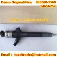 DENSO Original and New Injector 095000-9560/1465A257 /1465A297 MITSUBSIHI L200 CR 4D56 Manufactures