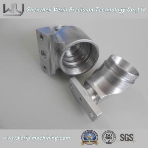 Precision CNC Machining Part / CNC Aluminum Machined Part / 5-Axis Machinery Spare Part Manufactures