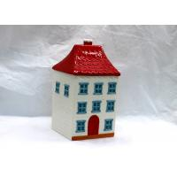 Fashionable Ceramic Cookie Jar Cubby Design Dolomite For Christmas Holiday Manufactures