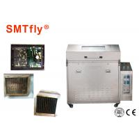 Pneumatic Fixture Stencil Cleaning Machine For SMT Production Line SMTfly-5100 Manufactures