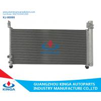 Aluminum Car Air Conditioner Radiator For Toyota Prius Hybrid  88460-47170 Manufactures