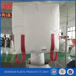 pp big bag/1000kg jumbo bag with virgin pp material for powder,grain big bag,bulk bag