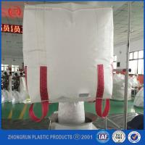 Quality pp big bag/1000kg jumbo bag with virgin pp material for powder,grain big bag,bulk bag for sale