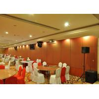 Hotel Sound Proof Partitions ,  Banquet Hall Partition Wall 85mm Manufactures