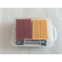 OEM 6 PCS Colorful Solderless Breadboard Kit With 20 cm M-F Jumper Wire Manufactures