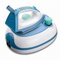Steam Iron with 1200W Boiler Power, GS, CE, CQC, EMC, LVD and Reach Certified Manufactures