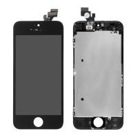 China For OEM Apple iPhone 5 LCD Screen and Digitizer Assembly Original - White - Grade A+ on sale