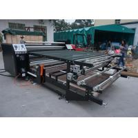 Textiles Roller Heat Sublimation Printing Equipment Power Saving Manufactures