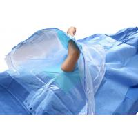 Sterile SMMS Material Disposable Surgical Packs for Hospital Knee Arthroscopy Manufactures
