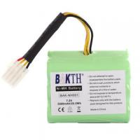 BAKTH NiMH Battery Pack High-capacity 7.2V 3500mAh Replacement Battery For Neato XV Series Robotics Manufactures