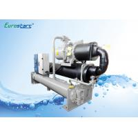 Modular Screw Water Cooled Water Chiller Commercial Water Cooled Screw Chiller Manufactures