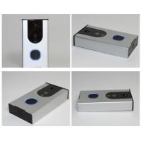 China smart home video door phone video wireless security camera doorbell with chime on sale