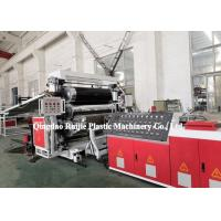 China PE PP Plastic Board Production Line / High Strength Plastic Sheet Making Machine on sale