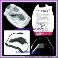 NDSi Car Charger Nintendo NDSL game accessory Manufactures