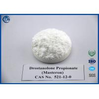 Safety Drostanolone Steroid White Crystalline Drostanolone Enanthate Mast E Powder Manufactures