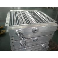 China Aluminum brazed Plate And Fin Heat Exchanger ,screw compressor oil air cooler on sale