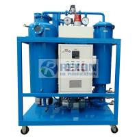 600 LPH-18000 LPH Turbine Oil Filtration Machine Lubricating Oil Purifier CE Certificated Manufactures