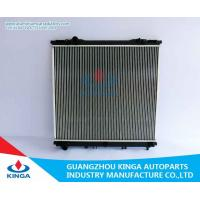 Silver Colour High Herformance Hyundai Radiator SORENTO 3.5L V6 '03-06 MT Manufactures