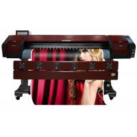 Quality Flatbed Digital Dye Sublimation Printers 1.8m Wide Double Print Head for sale
