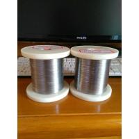 Spool Pure Titanium Coil Wire With Bright Surface φ1.5MM High Strength Low Density Manufactures