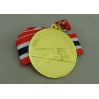 Copper Die Stamped Sport Meeting Awards Medals , Carnival Medals For Promotion Manufactures