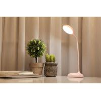 China Voice Control Flexible Table Lamp , Smart USB Charging Port Lighting Table Lamps on sale