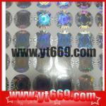 Holographic Hologram Label/ Sticker Manufactures