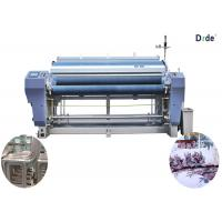Plain Shedding Textile Water Jet Loom Machine Mechanical Take - Up / Let - Off Manufactures