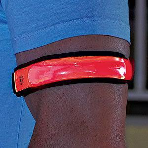 Nylon LED Flash Armband Manufactures