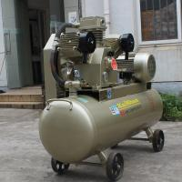 Ac Power Belt Driven15kw 0.8Mpa Piston Air Compressor With Air Tank KS Series Manufactures