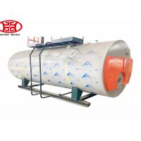 Automatically Natural Gas Or Diesel Steam Boiler Horizontal For Autoclave Manufactures