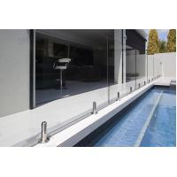 10/12mm Clear Toughened Frameless Glass Pool Fence Manufactures