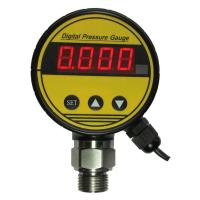 China 4~20mA output UPS6 high accuracy digital pressure gauge for electricity, water, petroleum on sale