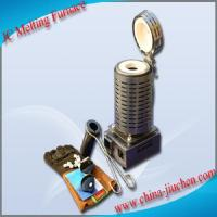 China MINI Electric Industrial Melting Furnace Jewelry Casting Equipment on sale