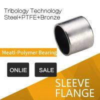 High Performance Bearing Solutions Tribology PTFE Metal Polymer Precision Bushes Parts Manufactures