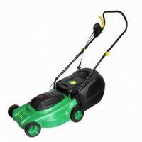 Electric Lawn Mower with 1300 to 1600W Power and 38cm Cutting Width Manufactures