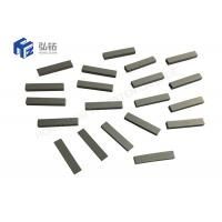 China High Tensile Strength Tungsten Carbide Tiles Hardfacing Inserts For Stabilizer on sale