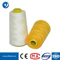 China High Quality Factory Direct Sells 40S/2 100% Spun Polyester Sewing Thread on sale