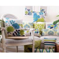Rural floral cushion,country style flower print cushion,home sofa decorative Manufactures