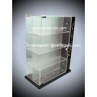 China Decorative Recyclable Weatherability Big showcase / Acrylic Product Display on sale