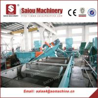 PP PE PET washing line plastic recycling machinery Manufactures