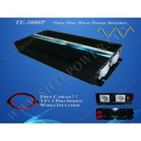2000w Pure Sine Wave Solar Inverter/home Inverter/power Inverter Manufactures