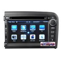 China 7 Car Stereo DVD GPS Navigation Headunit for Volvo S80 1998-2006 with WinCE 6.0 Sat Navi on sale