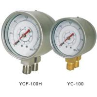 Double Bourden system differential pressure gauge Manufactures