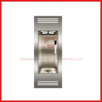 Square Electric Passenger Elevator Comfortable With Load 800 To 1000kg Manufactures