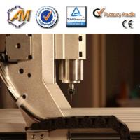 4 Axis 3040 800W spindle +1.5KW VFD + 80mm Z axis CNC Router engraving mahcine Manufactures