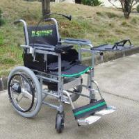 Power Electric Wheelchair (QX-04-01D) Manufactures