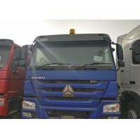 Sinotruk Howo 6x4 Dump Truck / Heavy Dump Truck With WD615.47 371HP Engine Manufactures