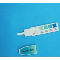 Rapid Saliva Test Kit , Alcohol Test Strips For Drinks CE FDA Approved Manufactures