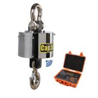 Wireless Hanging Crane Scale For Construction / Container Terminal / Tower Crane Manufactures
